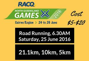 2016 RACQ North Queensland Games