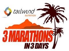 3 Marathons in 3 Days 2016 - Register Today!