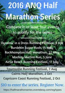 2016 ANQ half marathon series