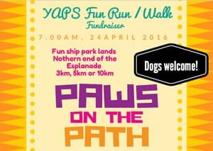Paws in the Park 2016