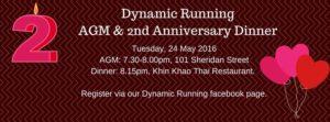 AGM & 2nd Anniversary Dinner